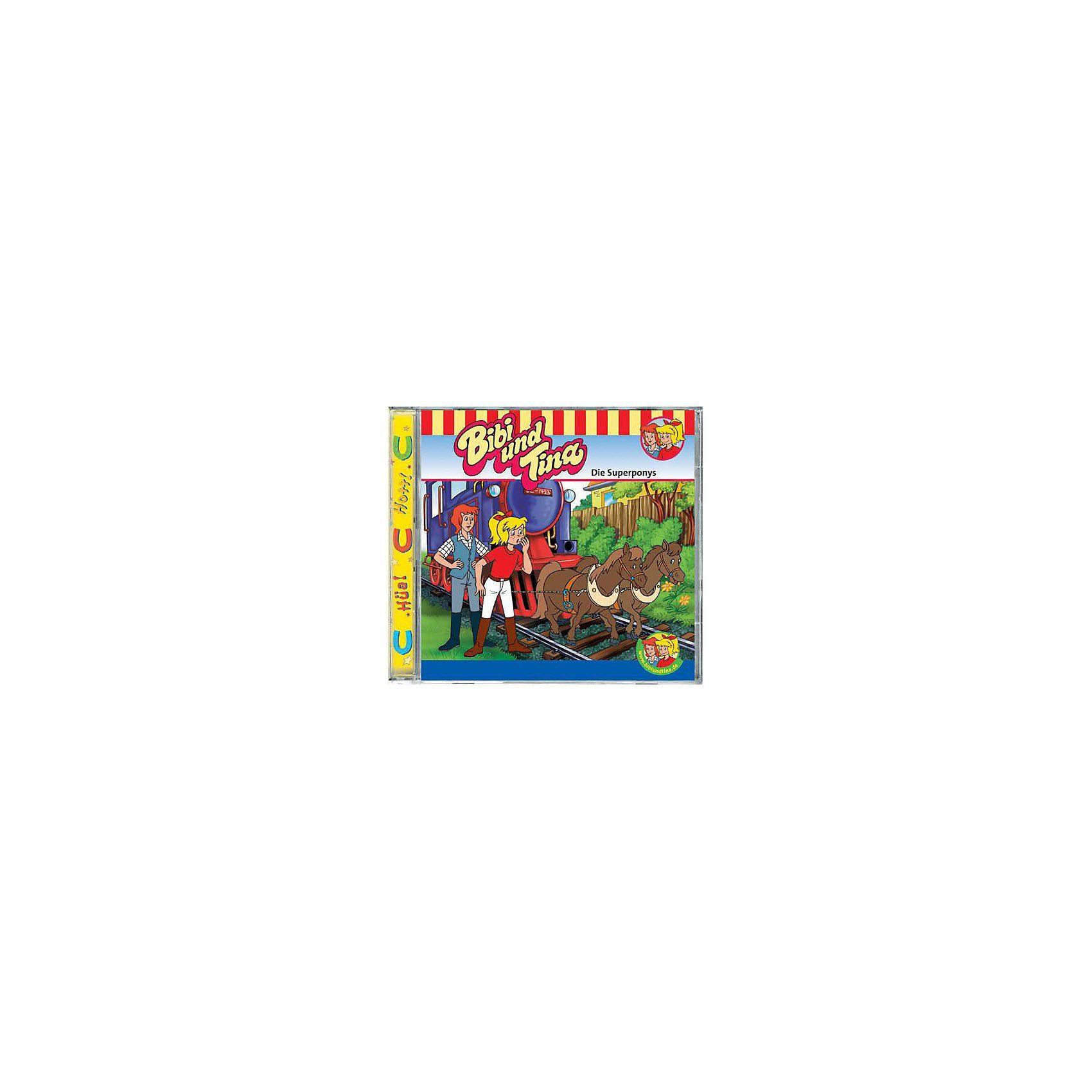Kiddinx CD Bibi & Tina 42 - Die Superponys