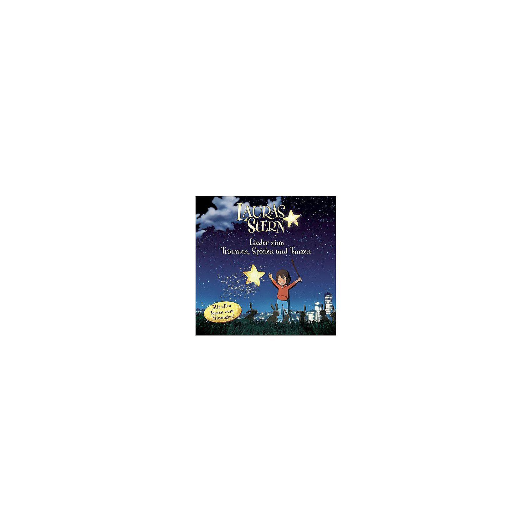 Edel CD Lauras Stern: Lieder zum Träumen
