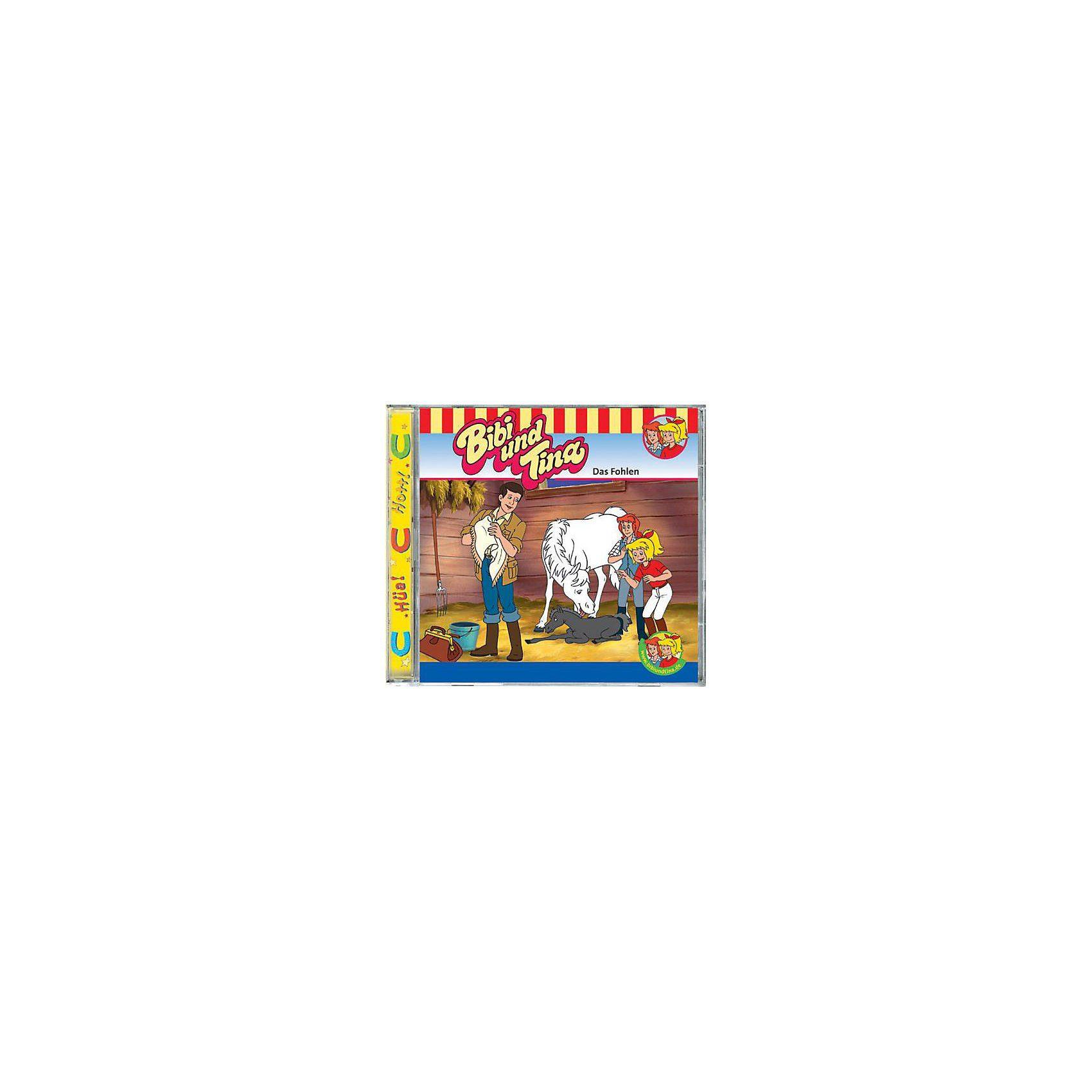 Kiddinx CD Bibi und Tina 01 (Das Fohlen)