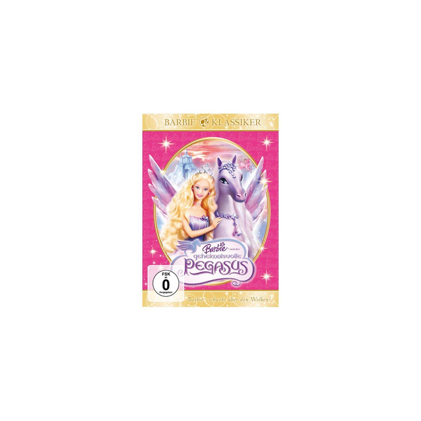 Universal DVD Barbie und der Geheimnisvolle Pegasus
