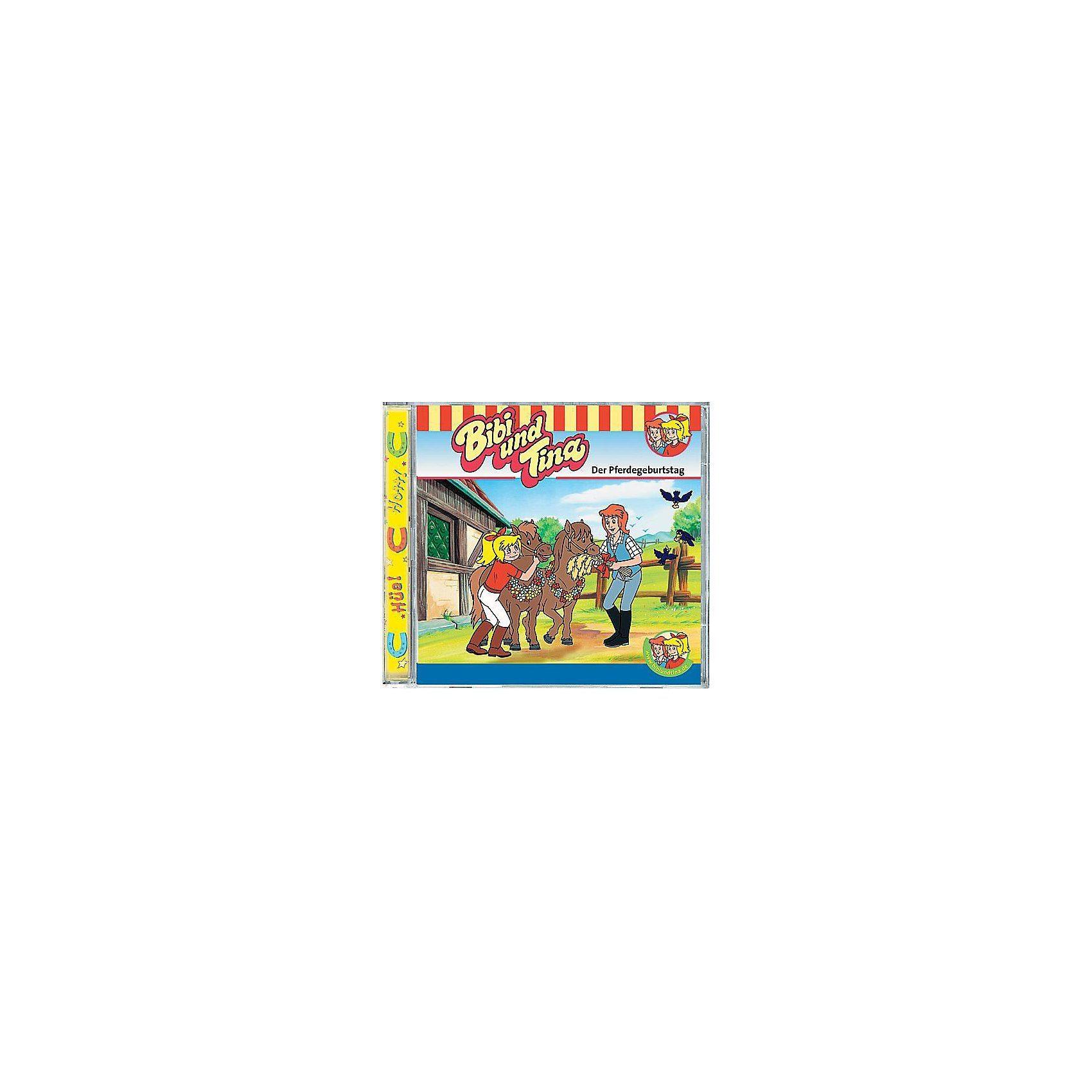 Kiddinx CD Bibi und Tina 27 (Der Pferdegeburtstag)