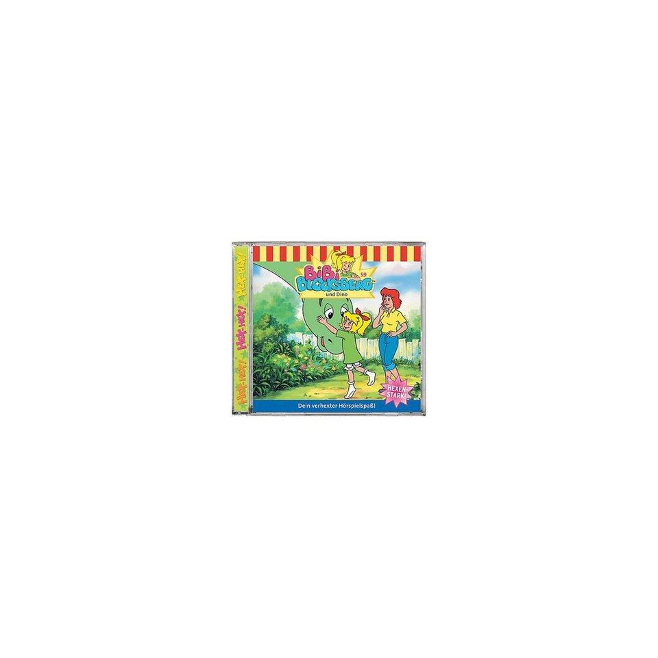 Kiddinx CD Bibi Blocksberg 59 - und Dino