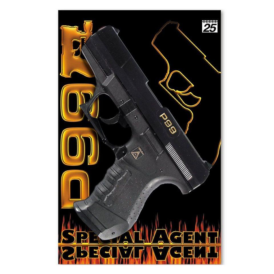 Schnellfeuerpistole P99
