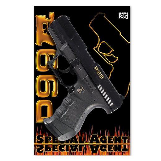 Schnellfeuerpistole P99 - 007