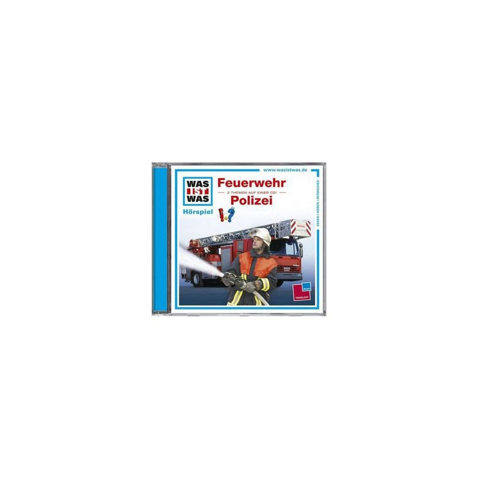 Universal Music GmbH CD Was ist Was 19 (Feuerwehr/ Polizei)