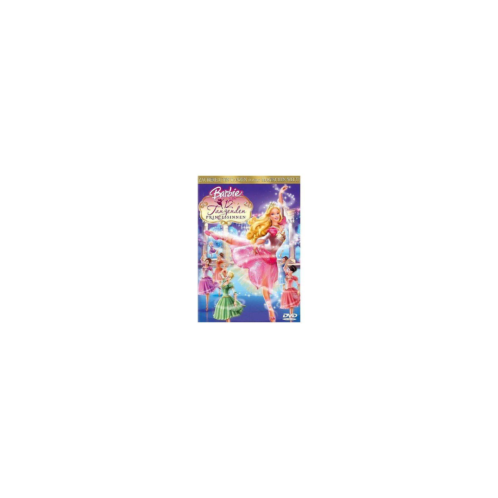 Universal Pictures DVD Barbie und die 12 tanzenden Prinzessinnen