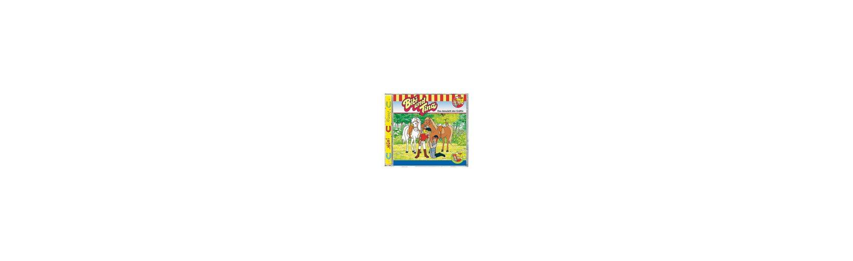 Kiddinx CD Bibi und Tina 54 (Amulett der Gräfin)