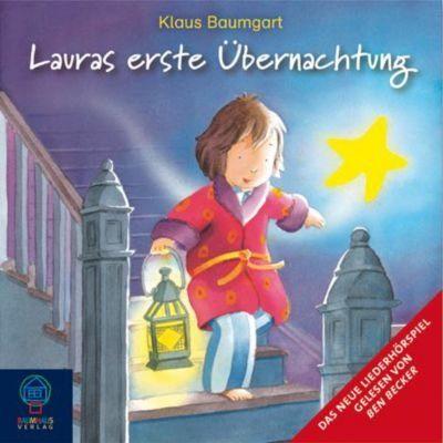 Baumhaus Verlag GmbH CD Lauras Stern - erste Übernachtung