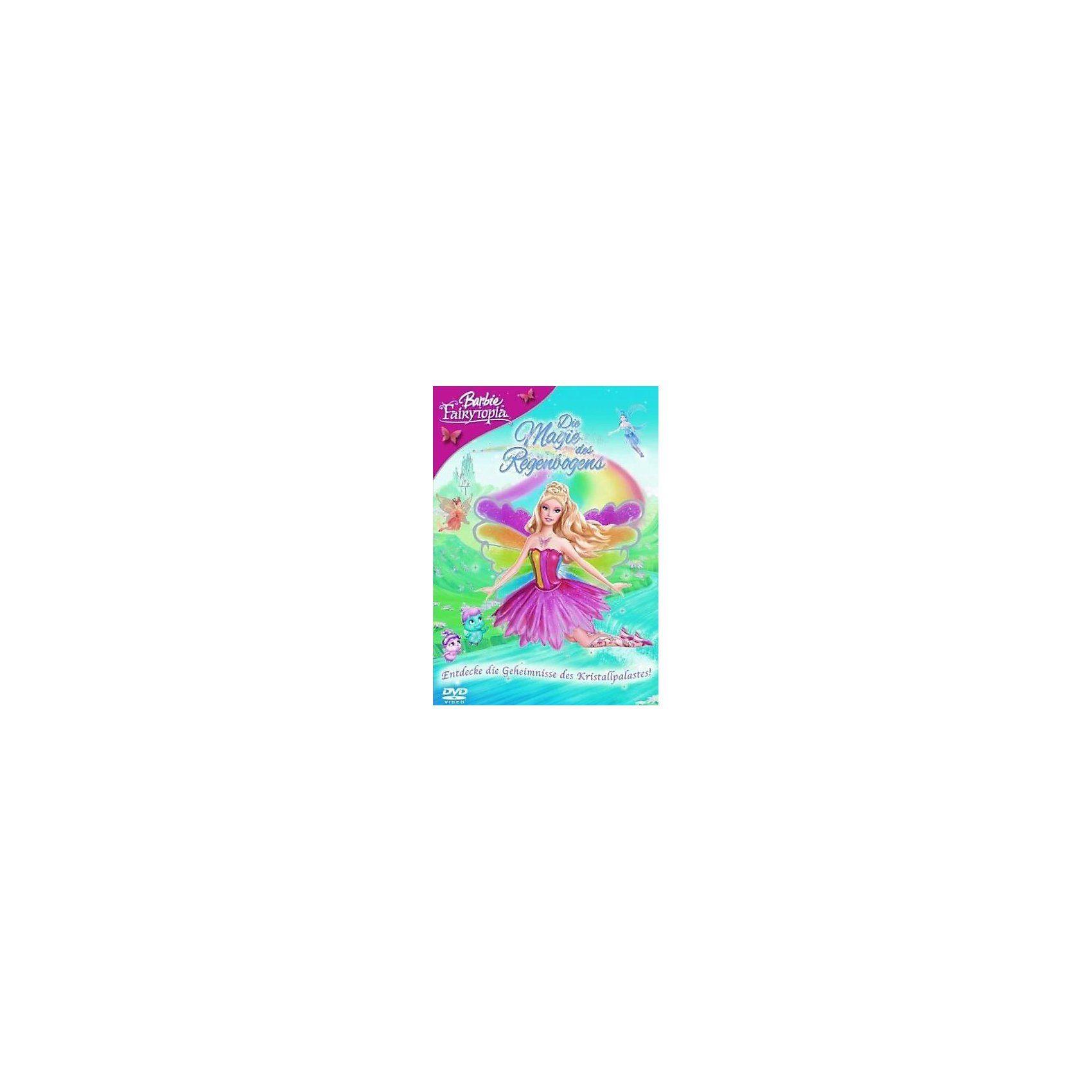 Universal DVD Barbie: Fairytopia - Die Magie des Regenbogens