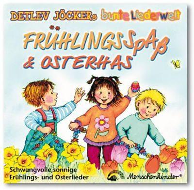 Universal Music GmbH CD Detlev Jöcker - Frühlingsspaß & Osterhas