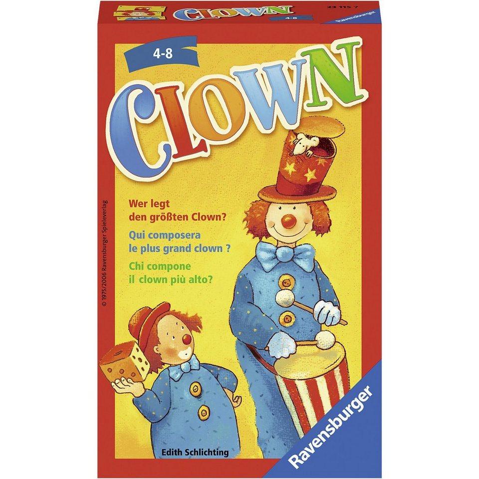 Ravensburger Mitbringspiel Clown