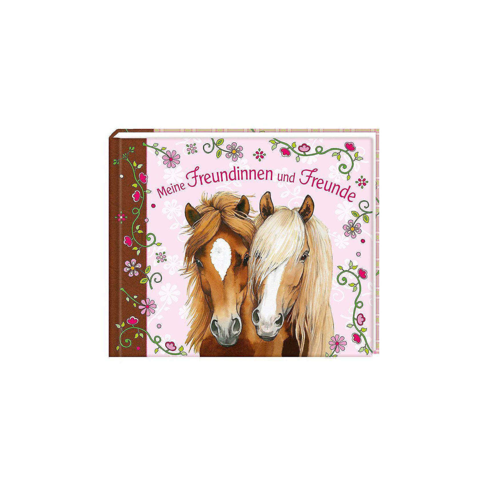 Coppenrath Meine Freundinnen und Freunde - Pferdefreunde Eintragalbum