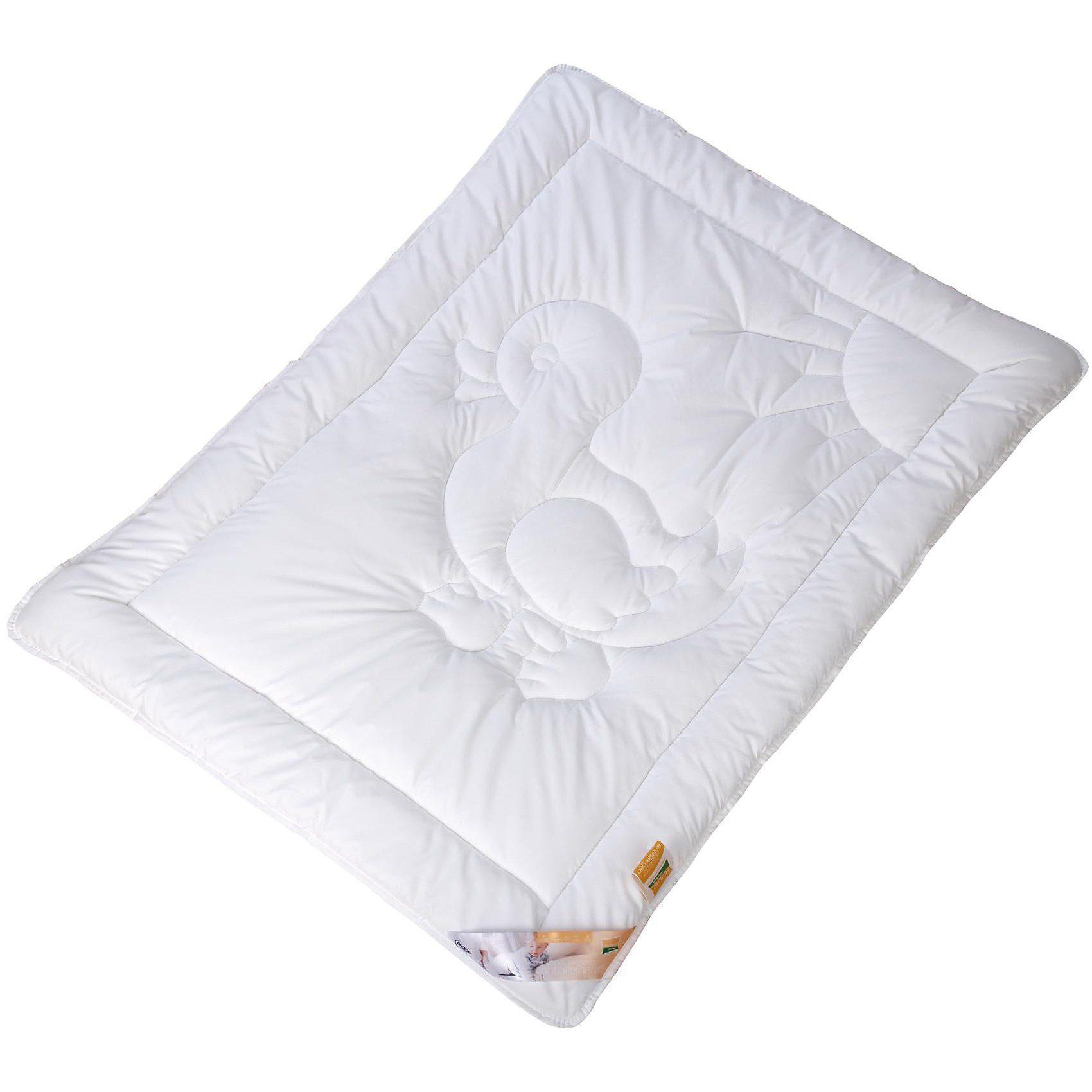 Alvi Kinder Bettdecke Hollofill Allerban, Kunstfaser, antiallerge