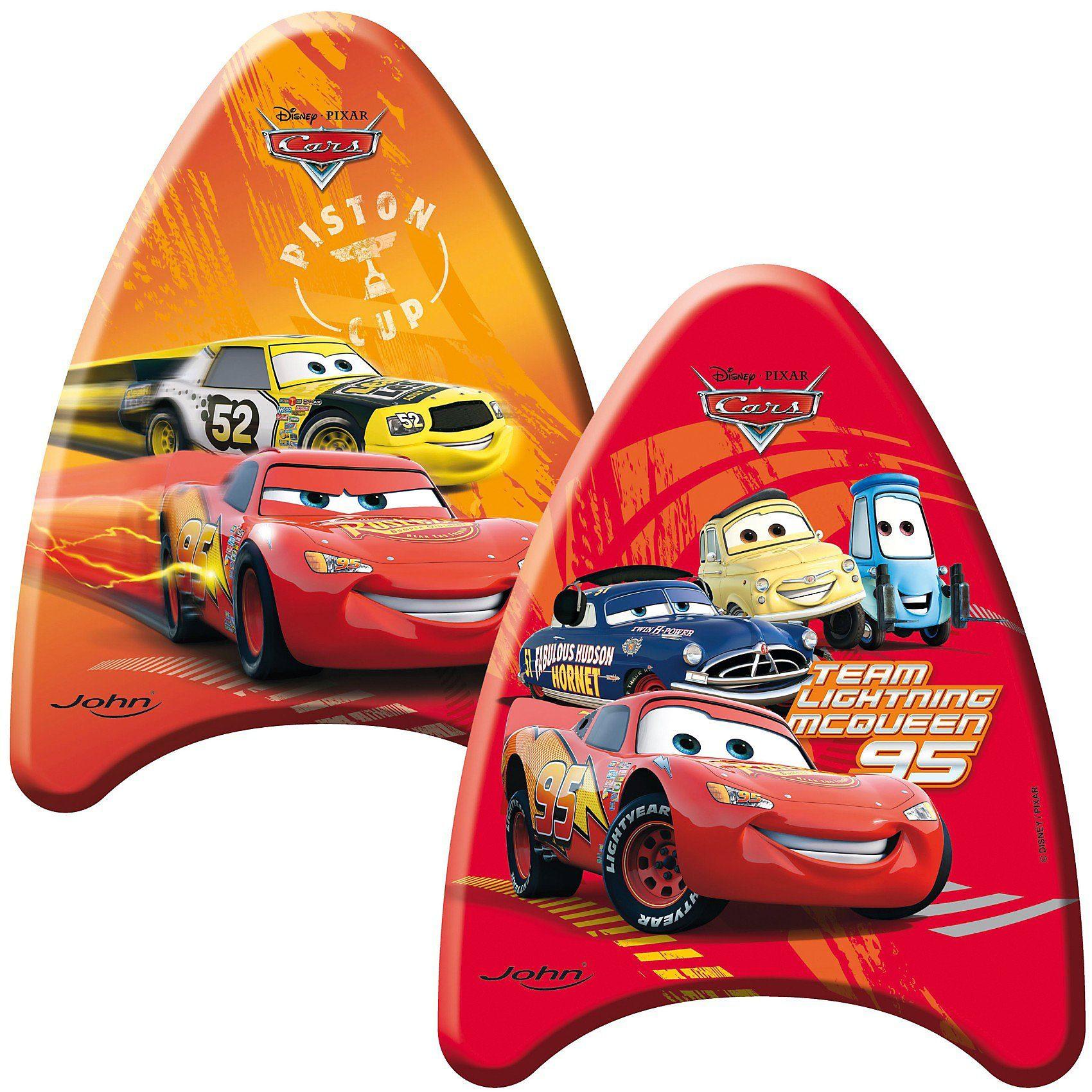 JOHN Cars Schwimmbrett, sortiert