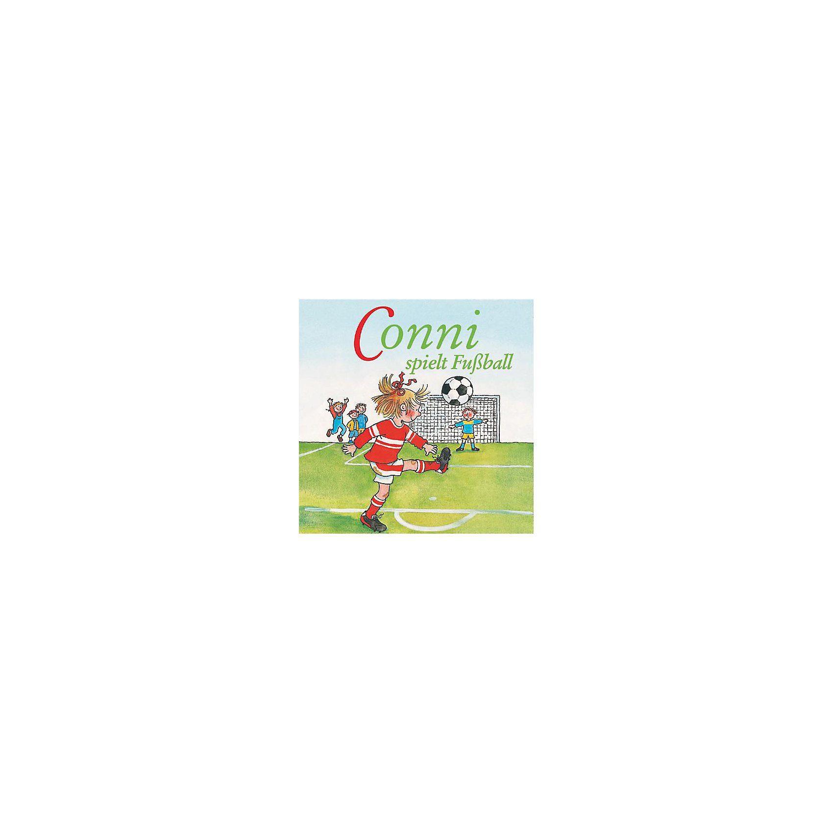 Universal CD Conni: Spielt Fußball (Sonderedition)