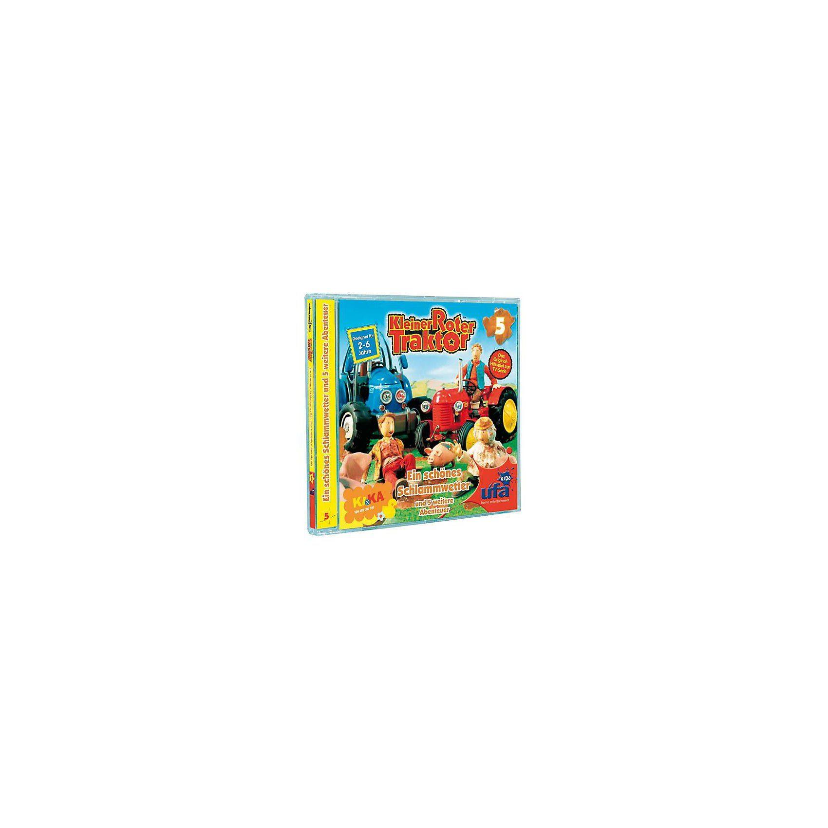 Sony CD Kleiner Roter Traktor 05: Ein schönes Schlammwetter