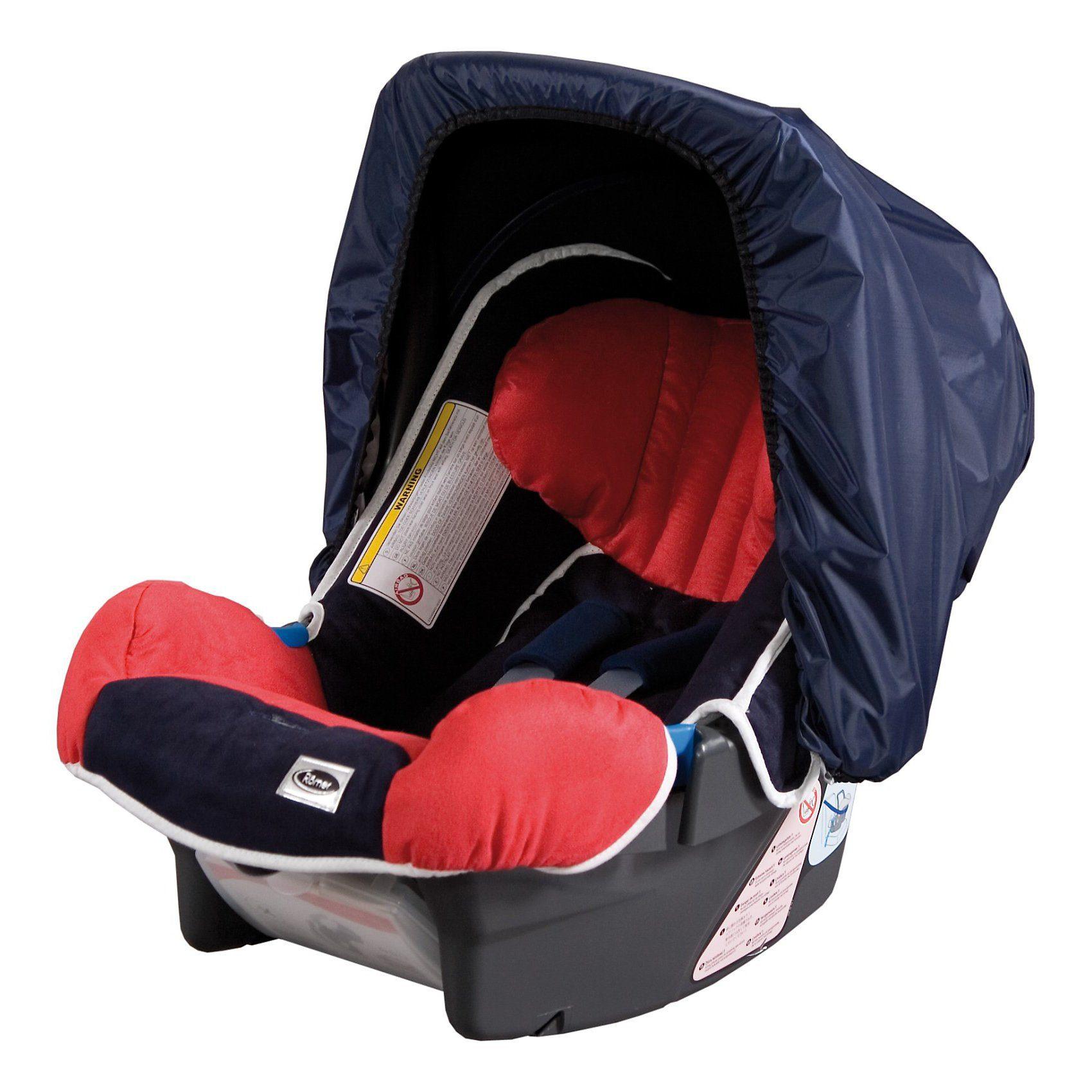 sunnybaby Sonnenschutz für Babyschale, marine