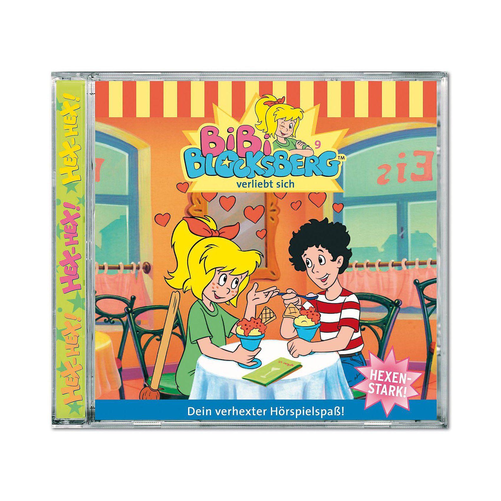 Kiddinx CD Bibi Blocksberg 09: Verliebt sich