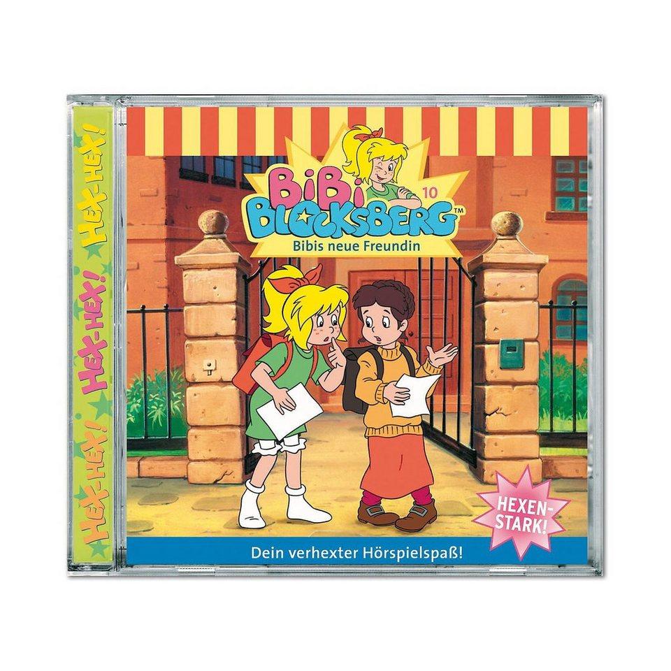 Kiddinx CD Bibi Blocksberg 10: Bibis neue Freundin