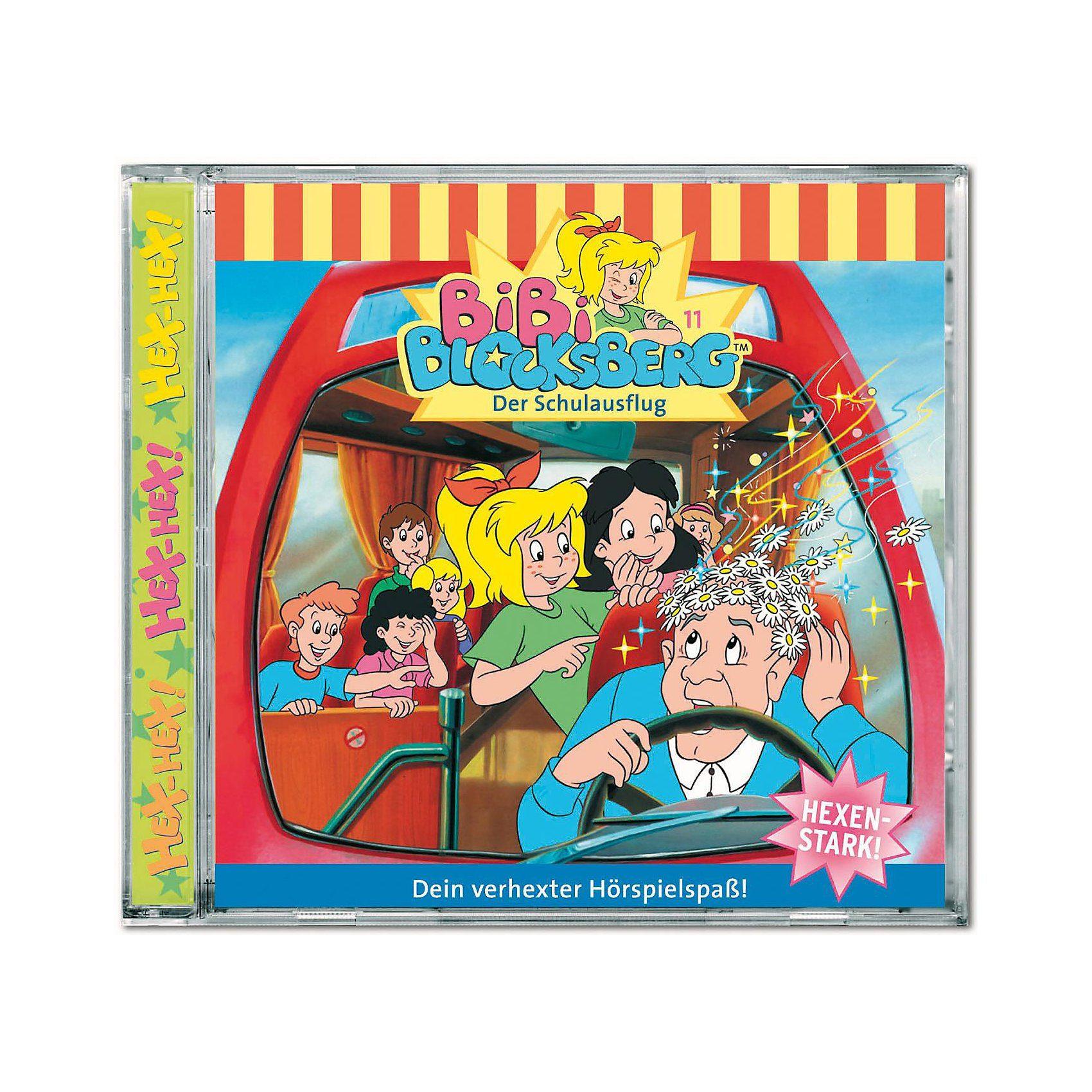 Kiddinx CD Bibi Blocksberg 11: Der Schulausflug