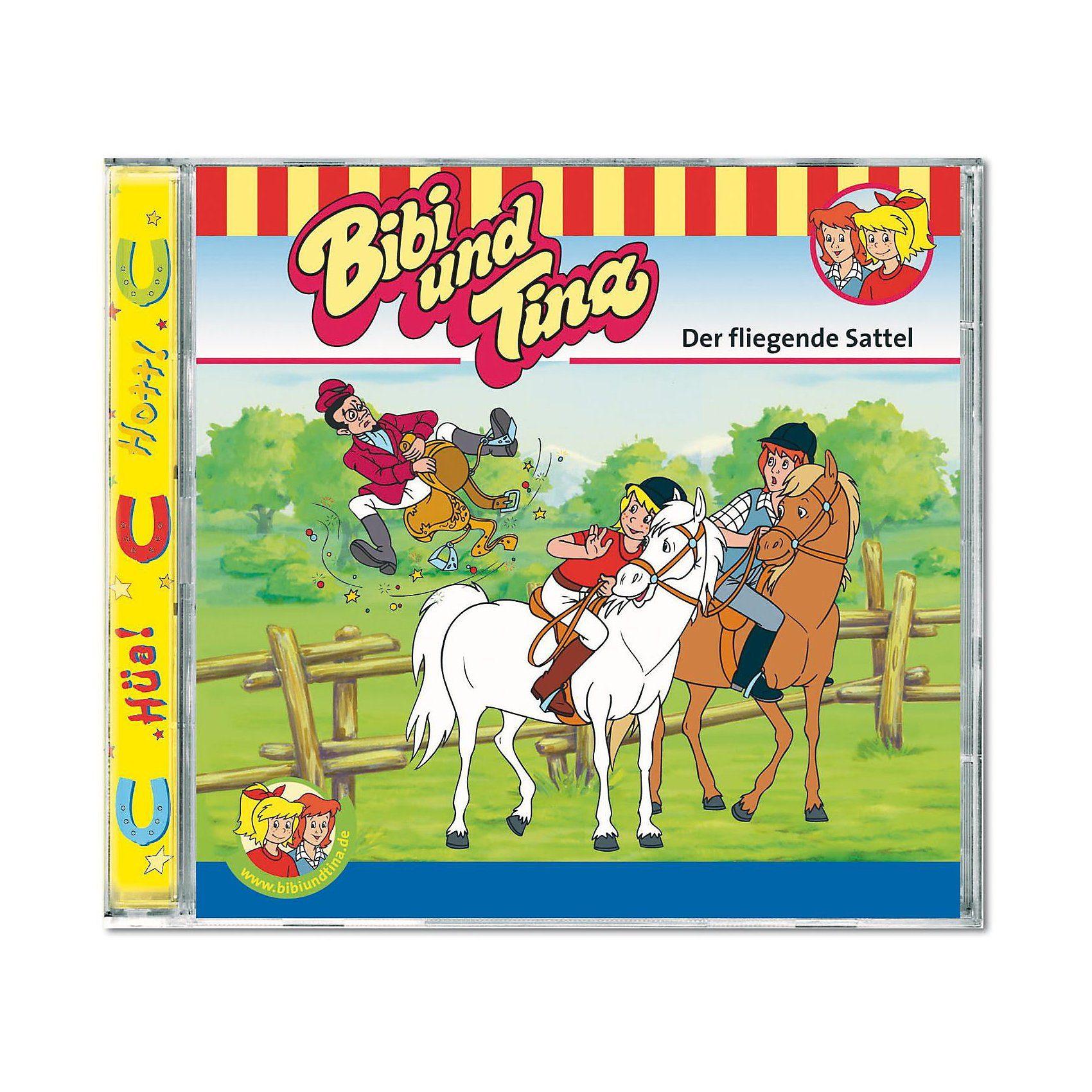 Kiddinx CD Bibi & Tina 09: Der fliegende Sattel