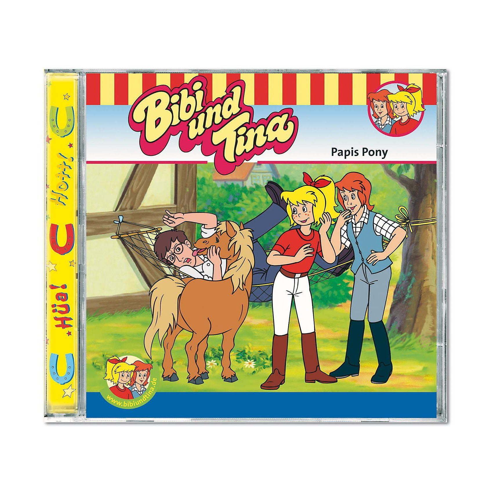 Kiddinx CD Bibi & Tina 01: Papis Pony