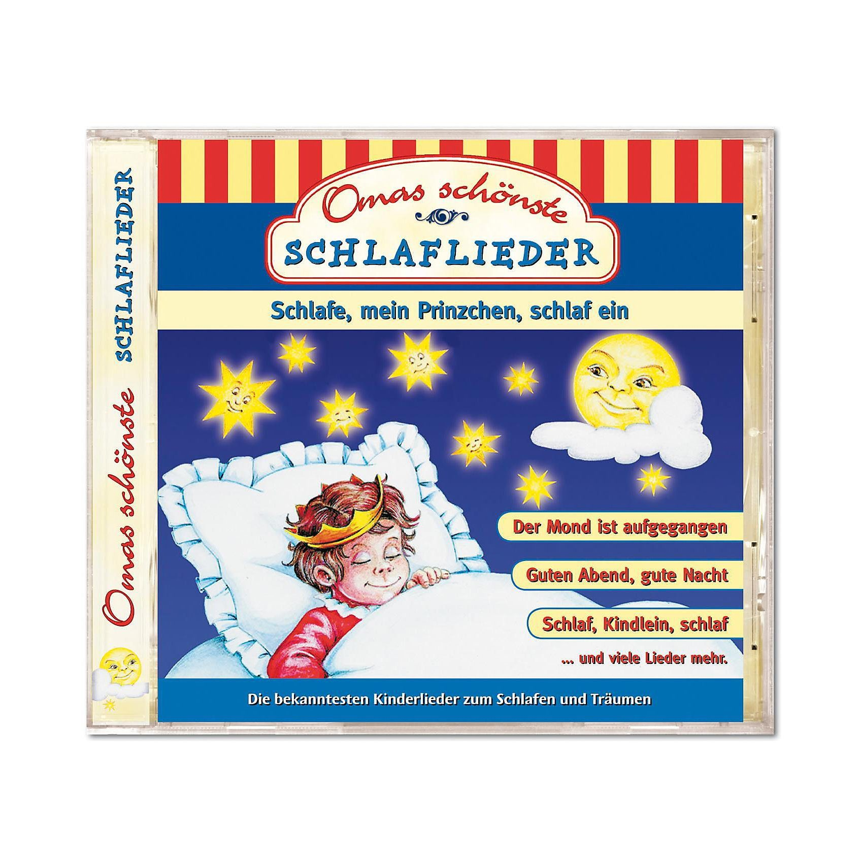Kiddinx CD Omas schönste Schlaflieder
