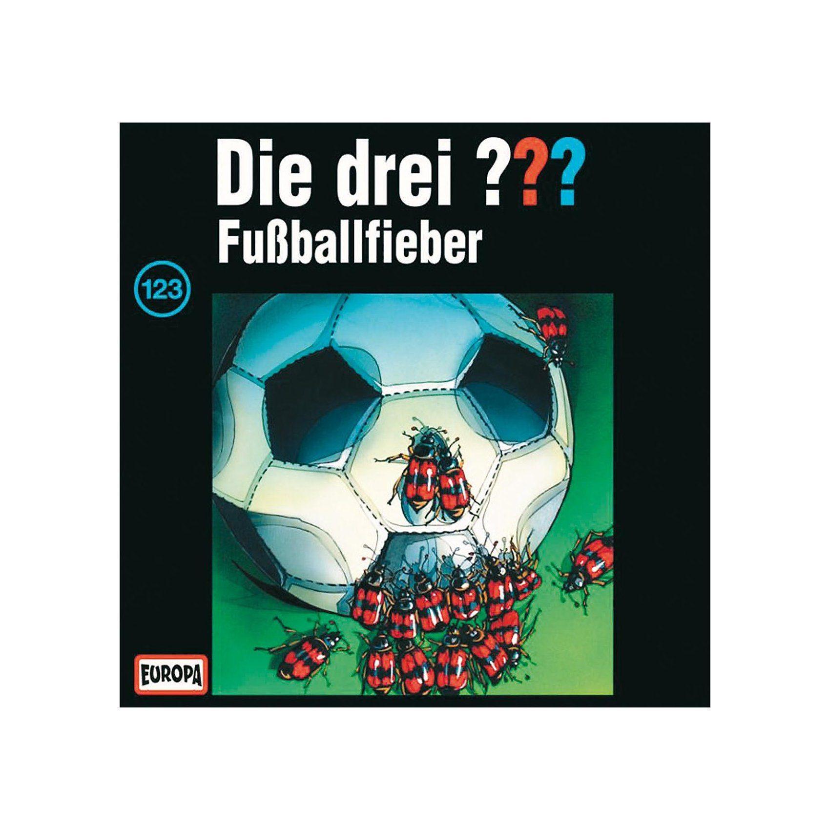 Sony CD Die Drei ??? 123: Fußballfieber
