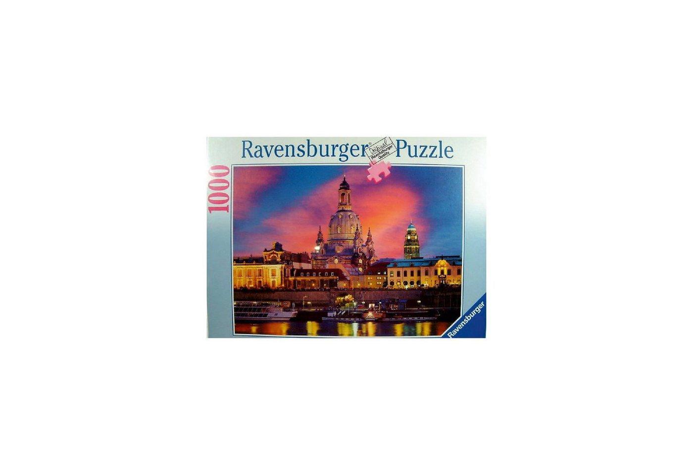 Ravensburger Puzzle 1000 Teile Frauenkirche, Dresden - Preisvergleich