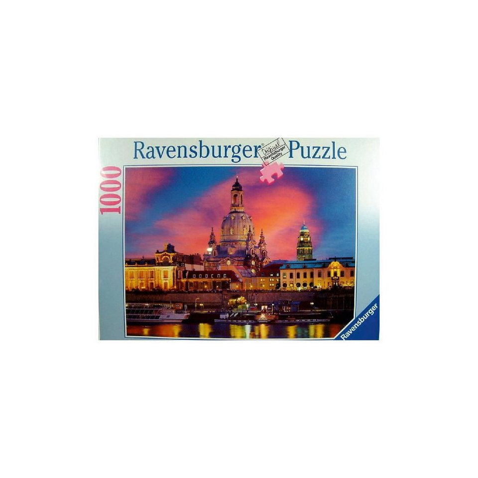 Ravensburger Puzzle 1000 Teile Frauenkirche, Dresden