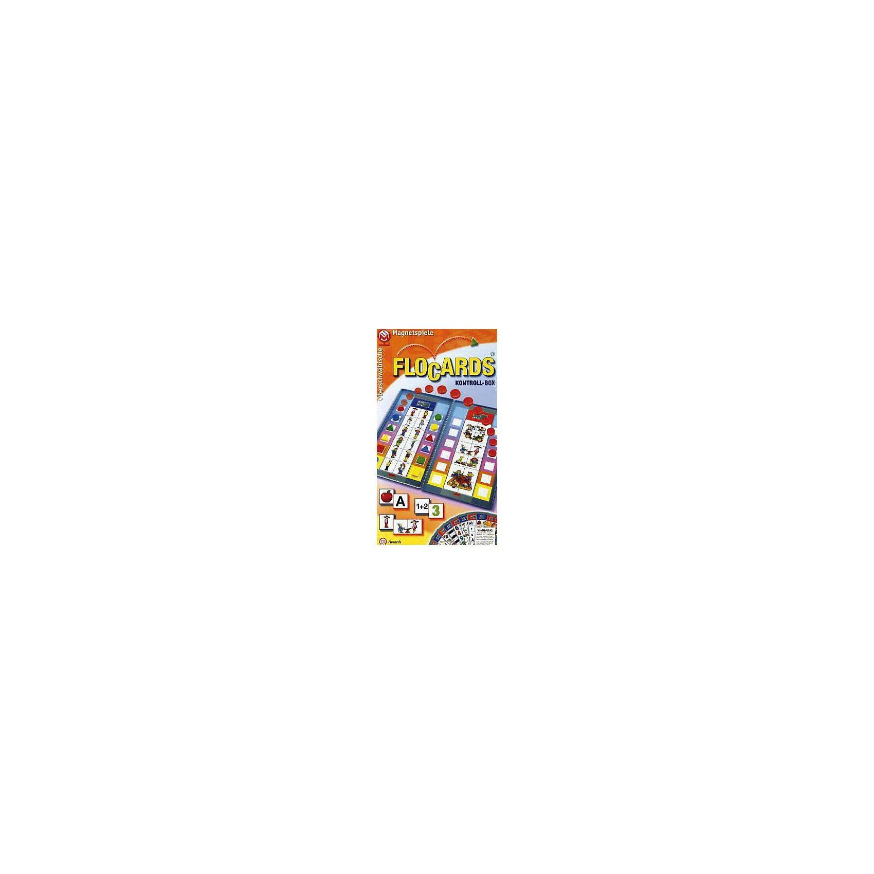 Magnetspiele Flocards Magnetische Grundbox