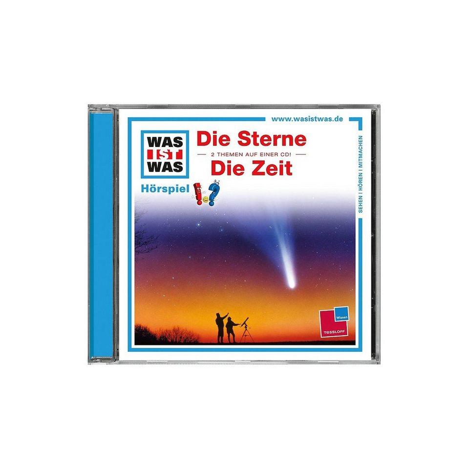 Universal Music GmbH CD Was ist Was 29: Die Sterne/ Die Zeit
