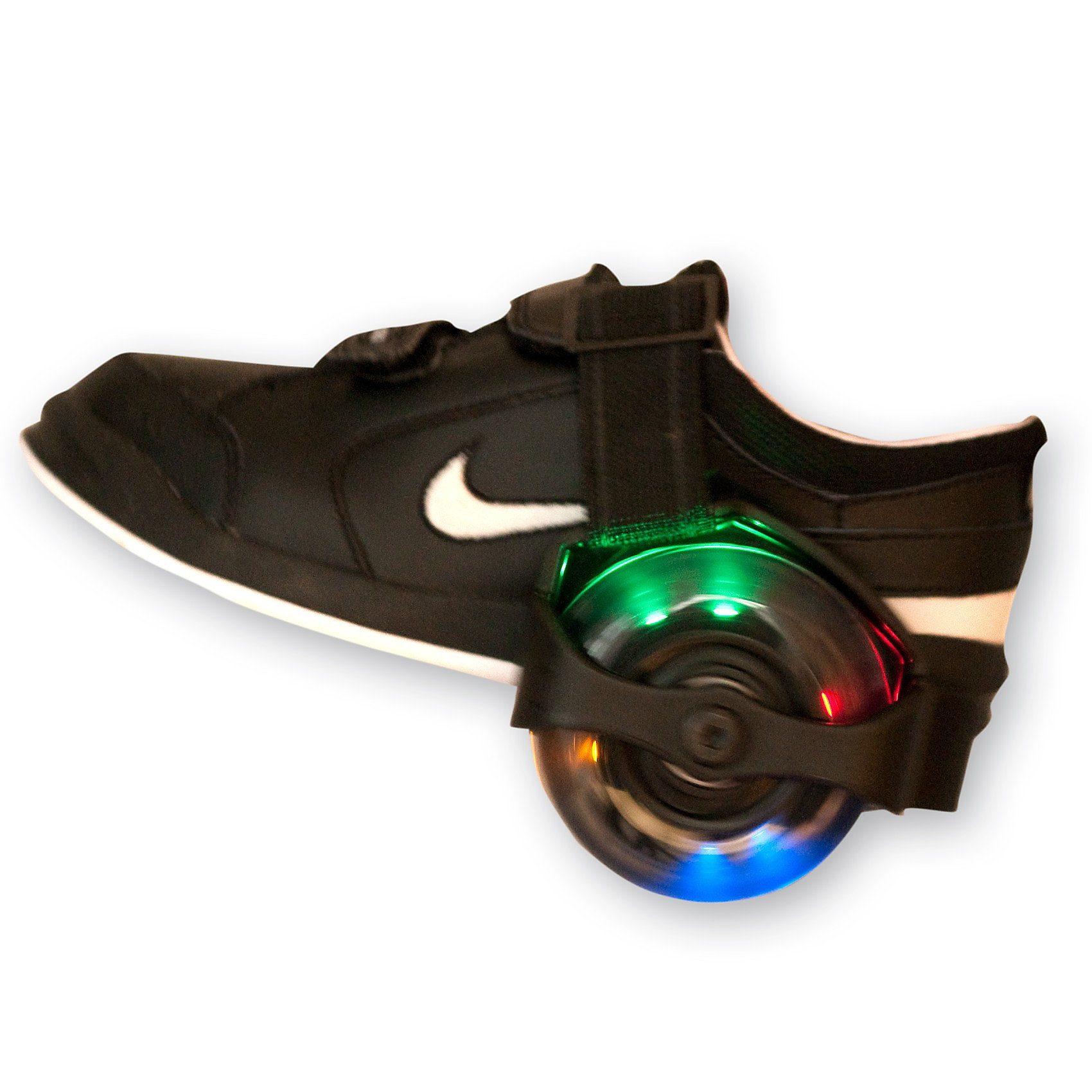 New Sports Fersenroller mit Licht, 60 kg