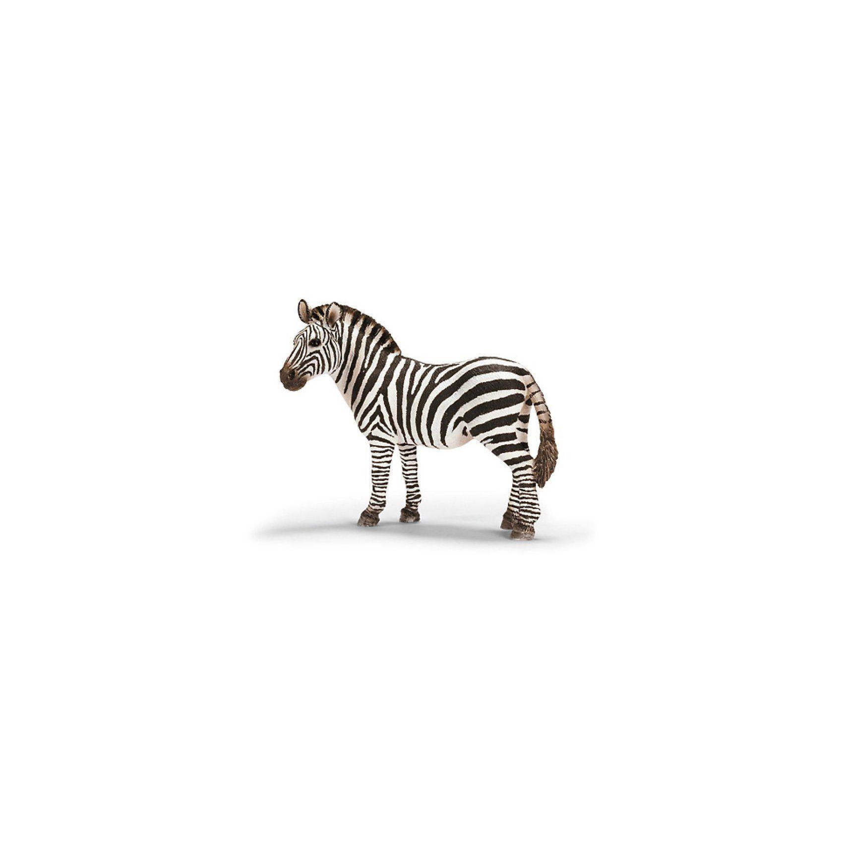 Schleich 14392 Wild Life: Zebra Stute