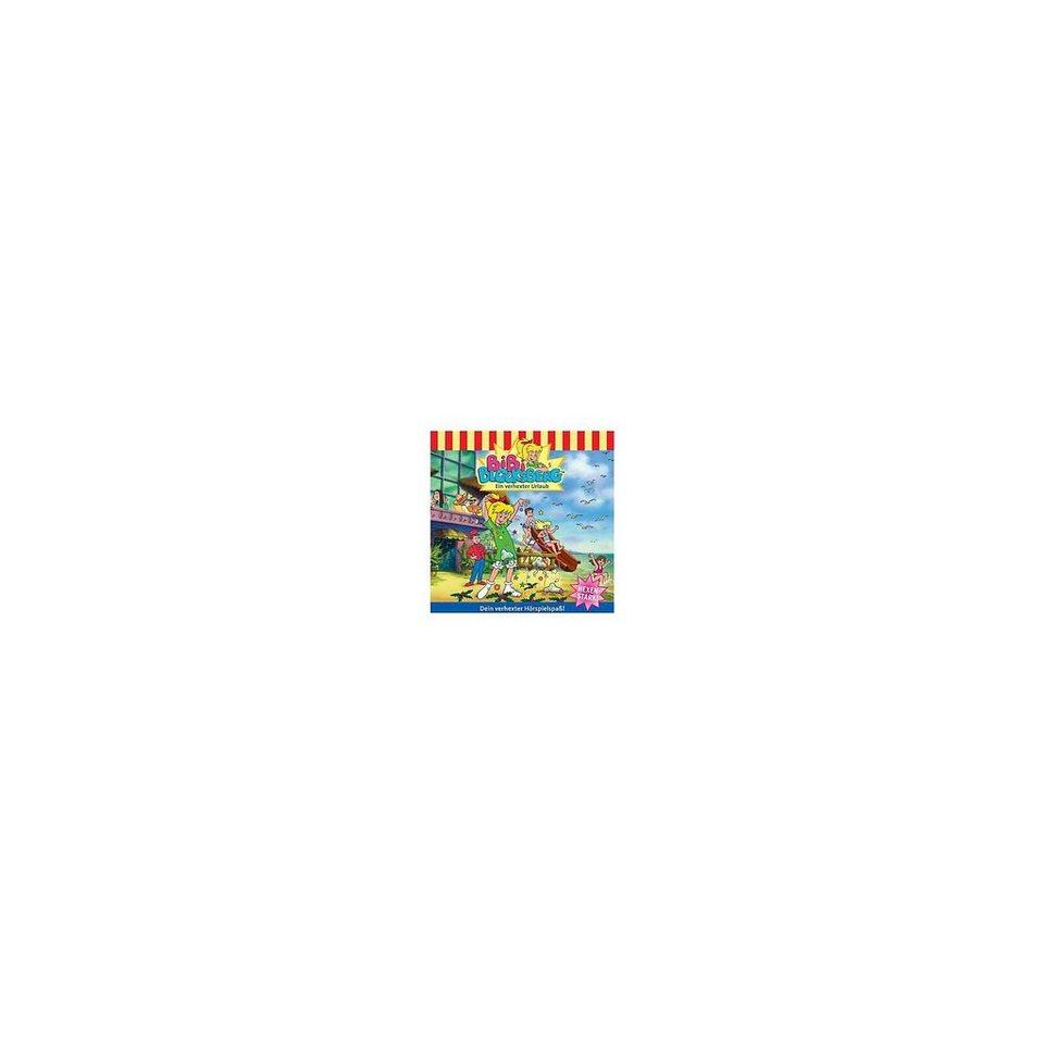 Kiddinx CD Bibi Blocksberg 05 - Ein verhexter Urlaub