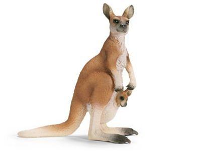 Schleich Wildlife: 14603 Känguru