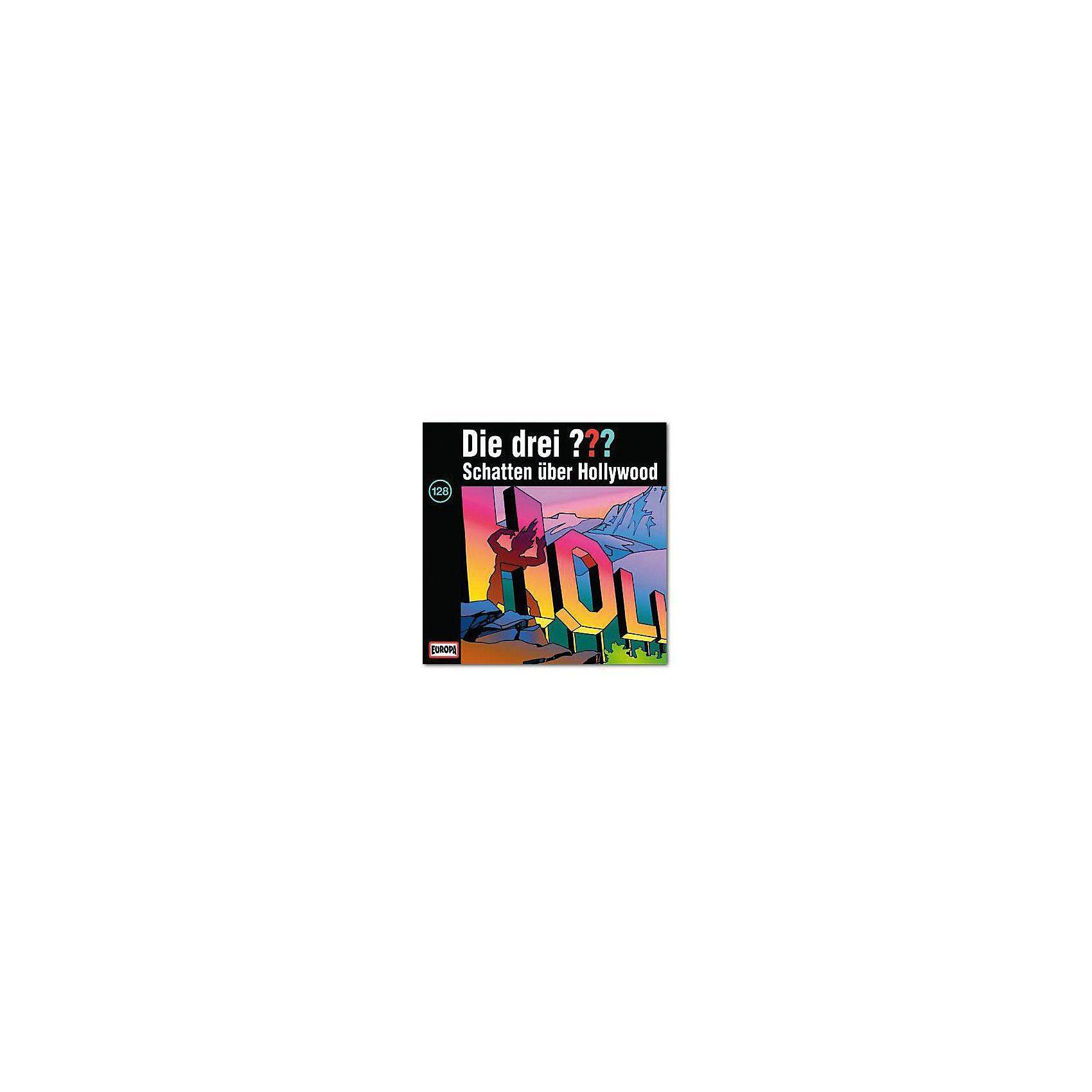 Sony CD Die Drei ??? 128 - Schatten über Hollywood