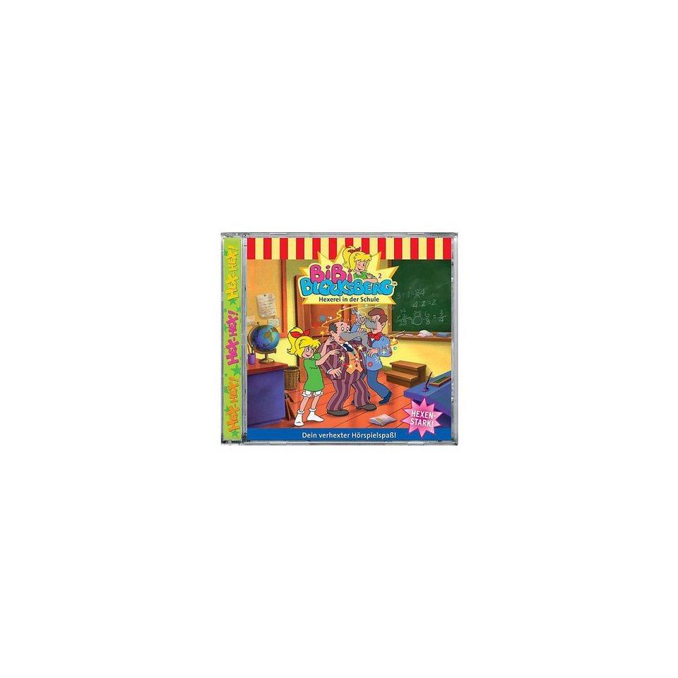 Kiddinx CD Bibi Blocksberg 02 - Hexerei in der Schule