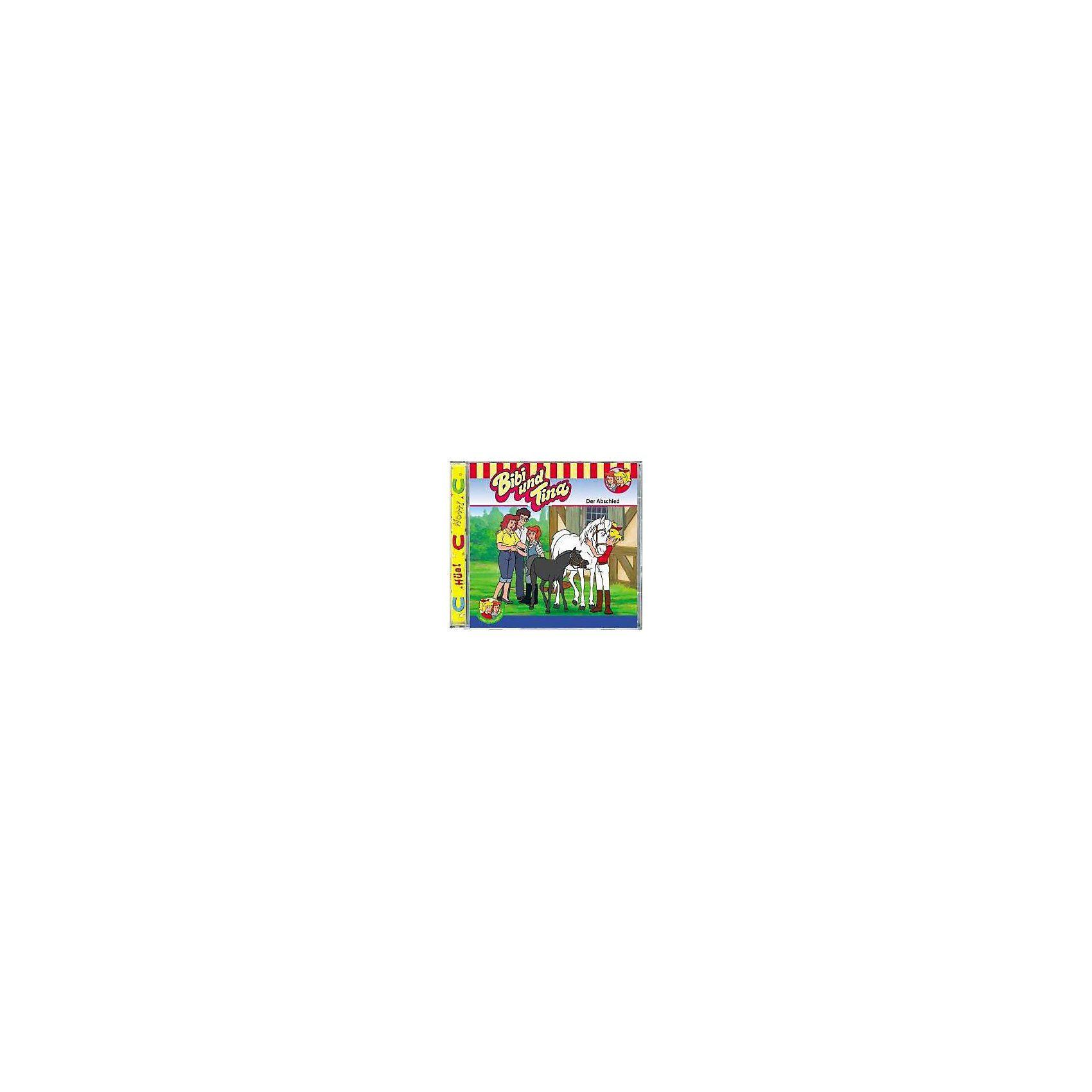 Kiddinx CD Bibi & Tina 06 - Der Abschied