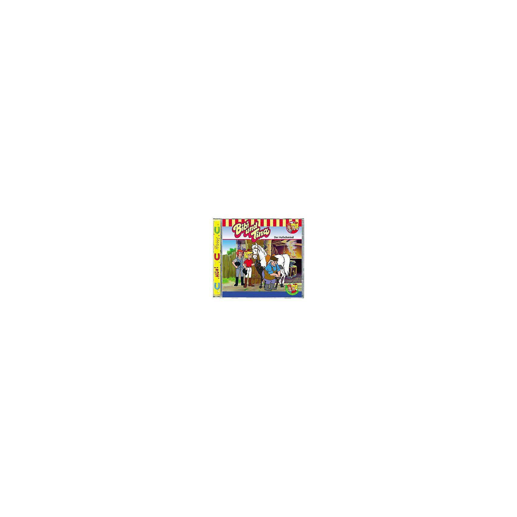 Kiddinx CD Bibi & Tina 08 - Der Hufschmied