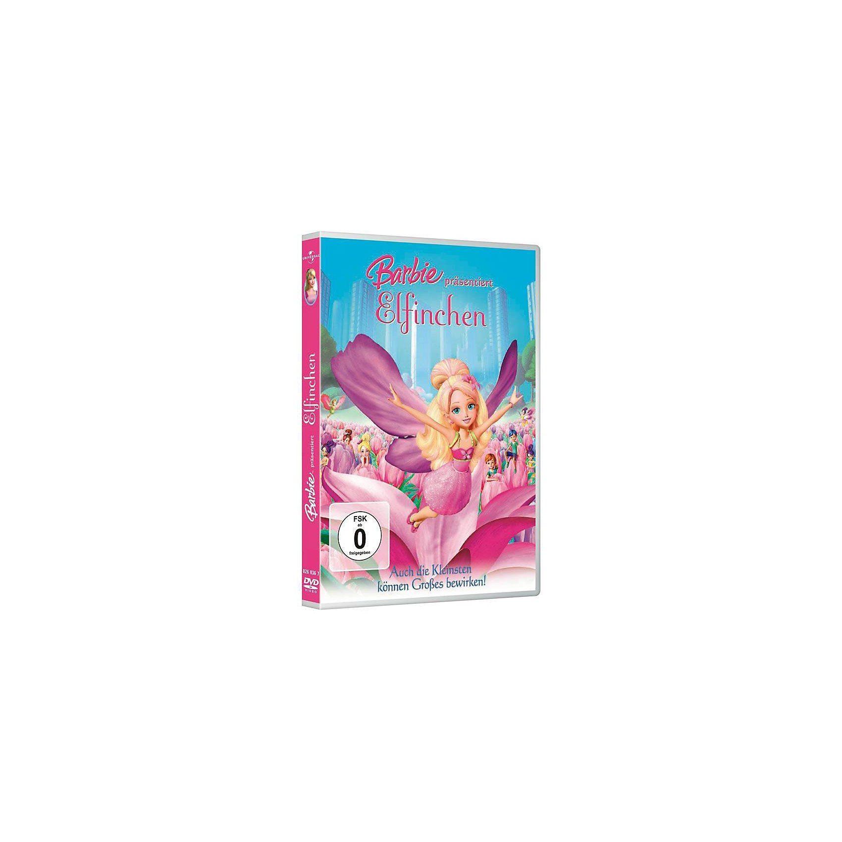 Universal DVD Barbie - Elfinchen