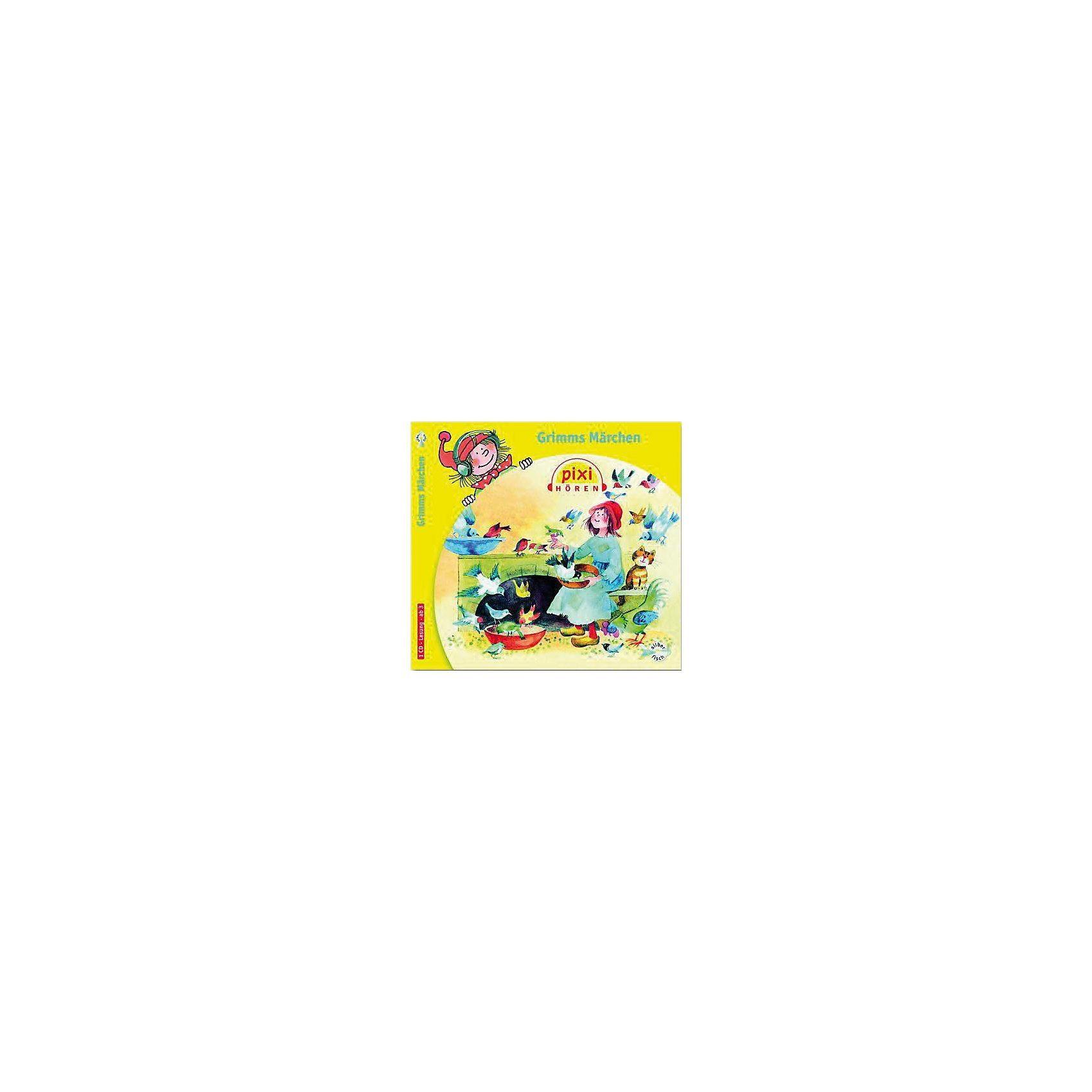 Carlsen Verlag CD Pixi - Grimms Märchen