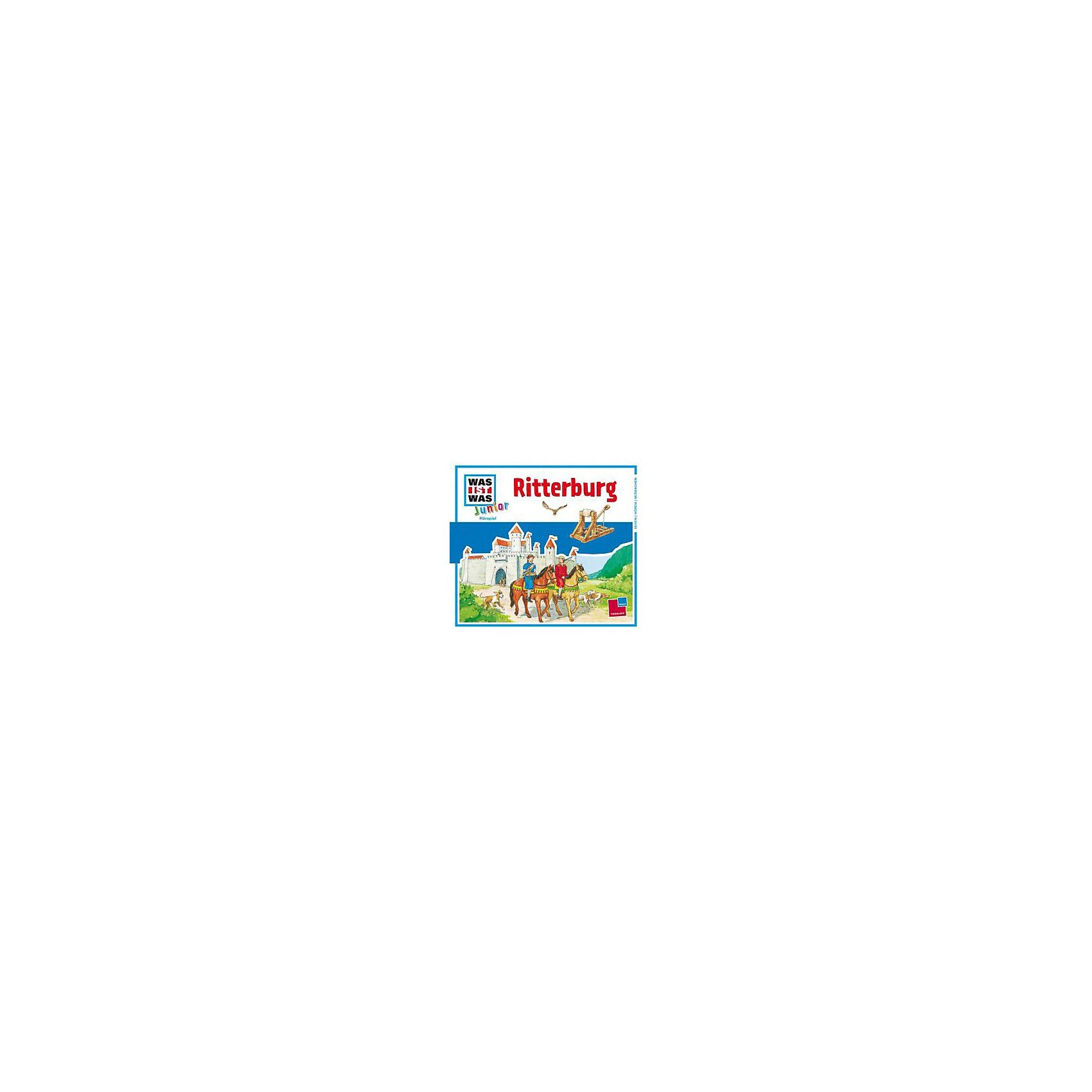 Universal Music GmbH CD Was ist Was Junior 01 - Ritterburg