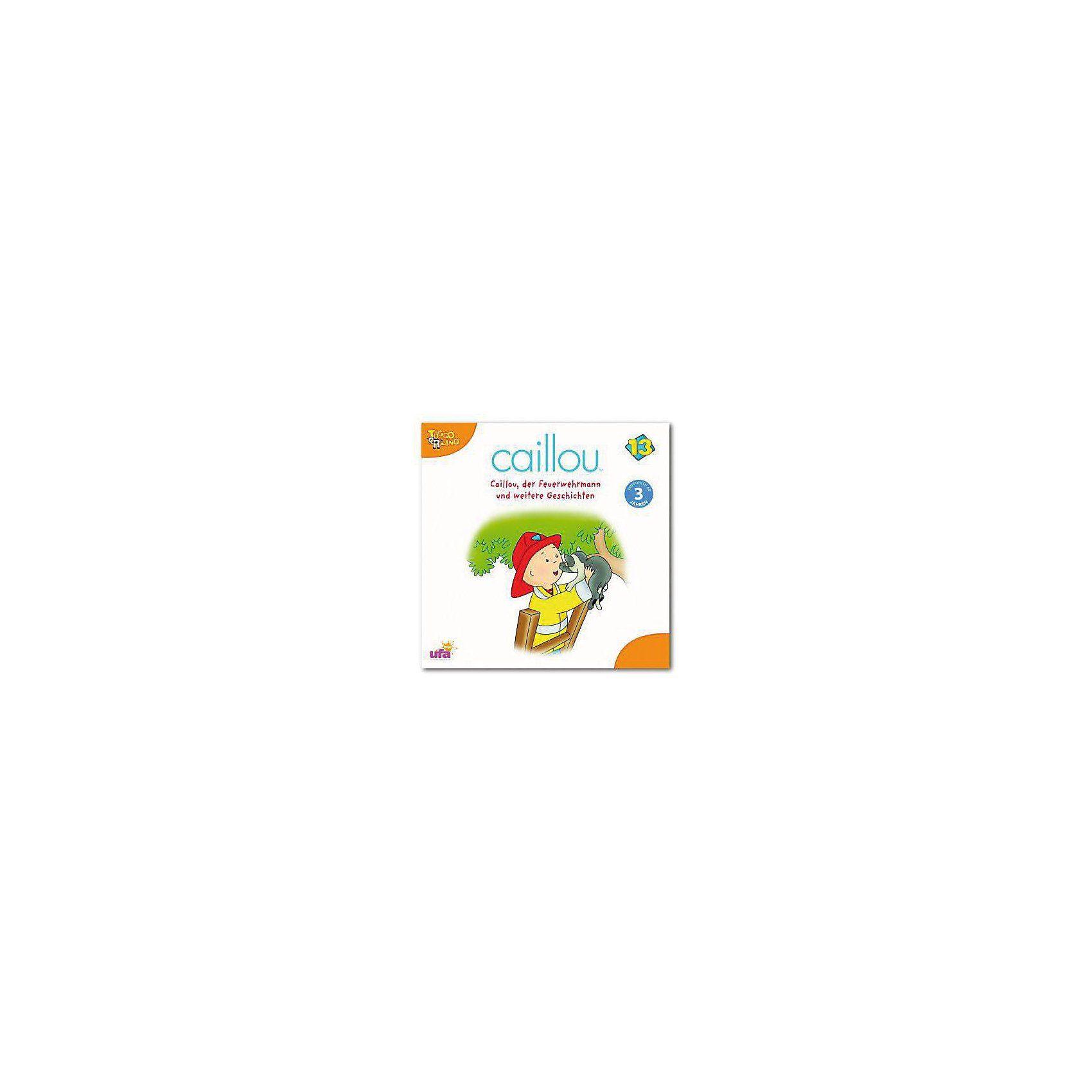 Sony CD Caillou 13 - Caillou der Feuerwehrmann