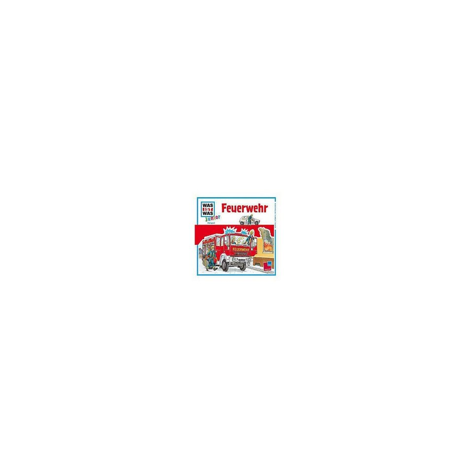 Universal Music GmbH CD Was ist Was Junior 05 - Feuerwehr