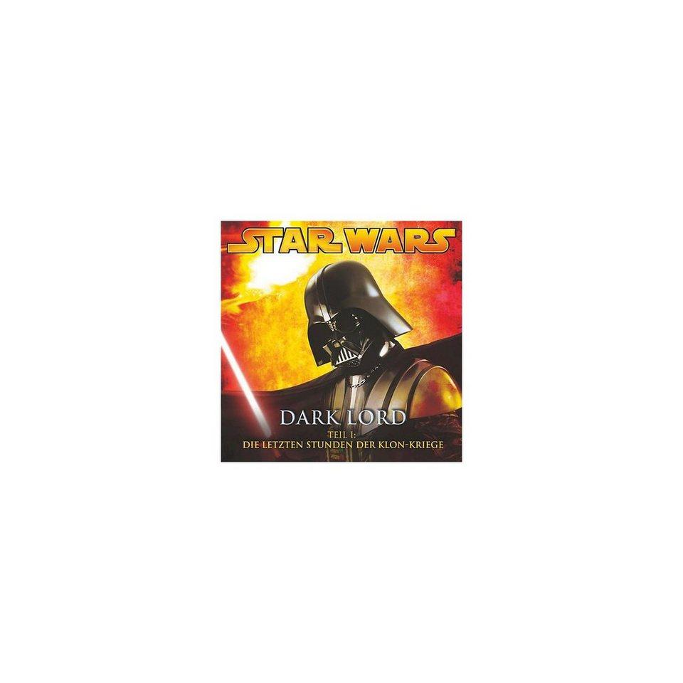 Universal Music GmbH CD Star Wars: Dark Lord 01 - Die letzten Stunden der Klon-Kr