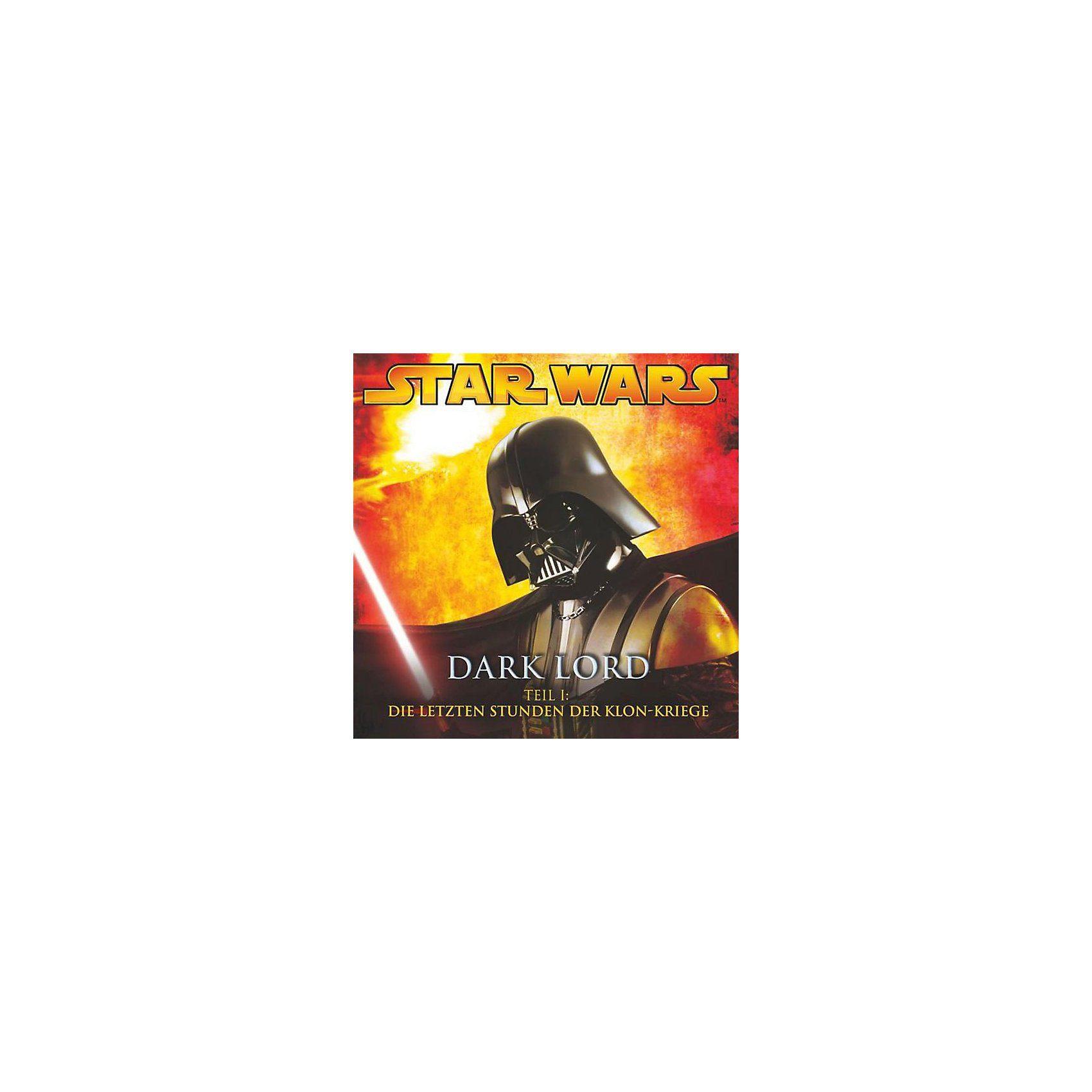 Universal CD Star Wars: Dark Lord 01 - Die letzten Stunden der Klon-Kr