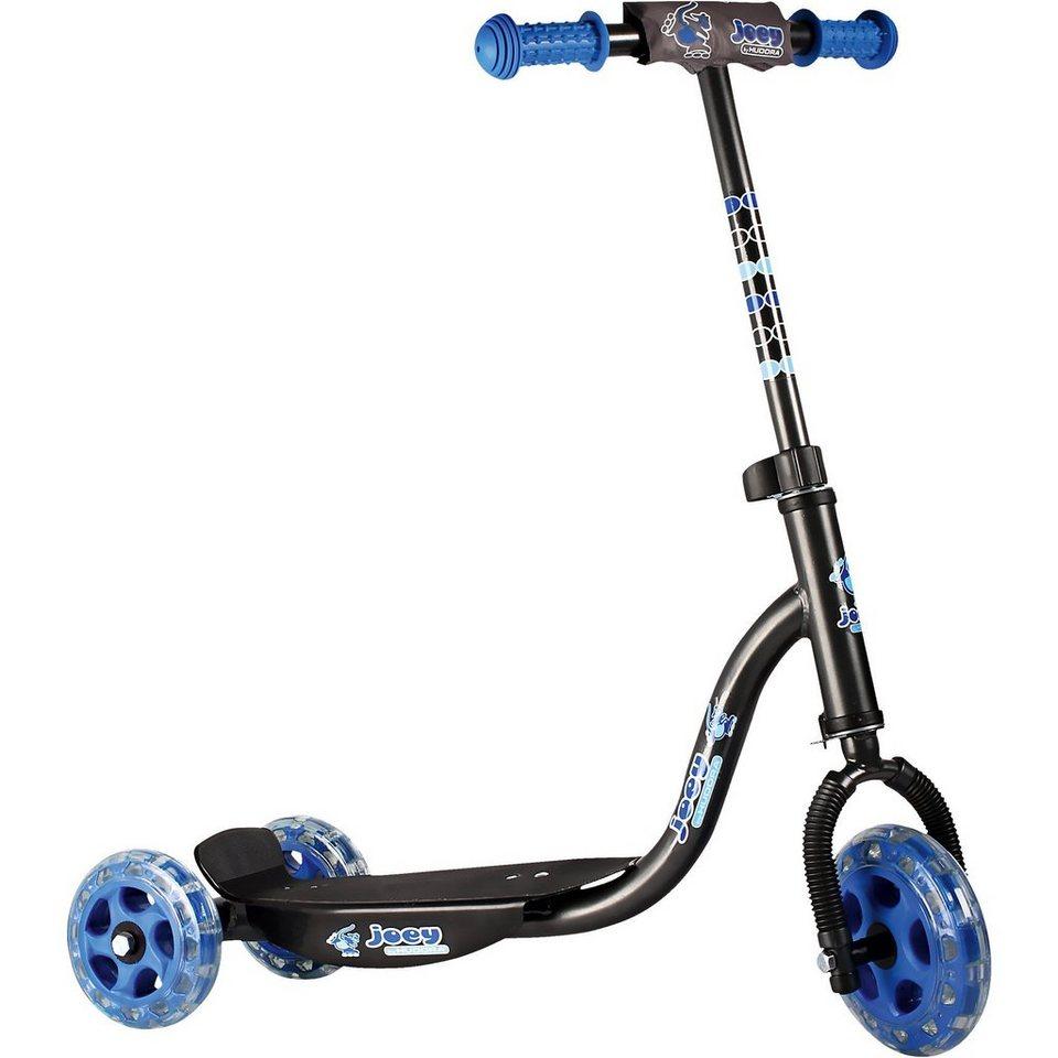 Hudora Kiddyscooter joey blau in blau