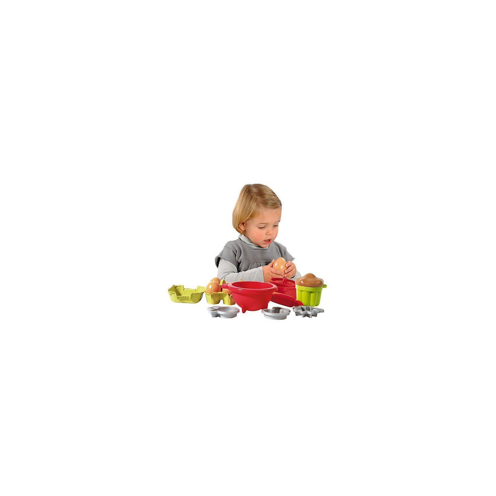 écoiffier Großes Zubehörset für die Spielküche
