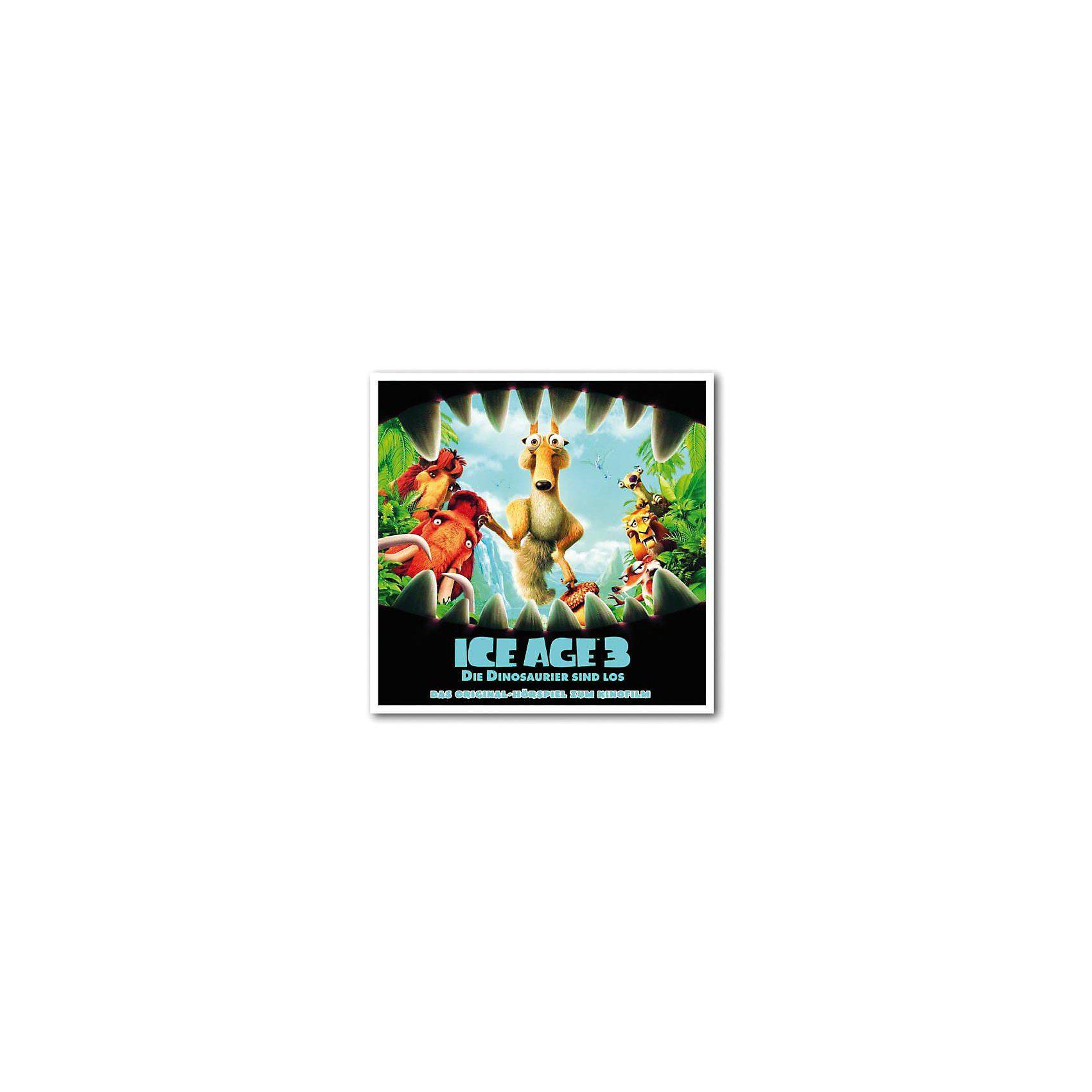 Edel CD Ice Age 3 - Hörspiel Kino